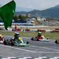 Türkiye Karting Şampiyonası 2.Ayak İzmir'deydi.